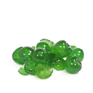 ciliegie-rottame-verdi-nappi-canditi