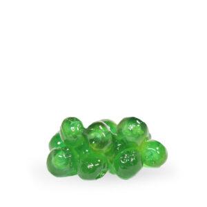 cliegie-intere-perline-verdi-nappi-canditi