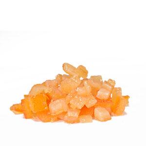 Cubetti di scorze d'arancia Frutta Candita Nappi Cubettame