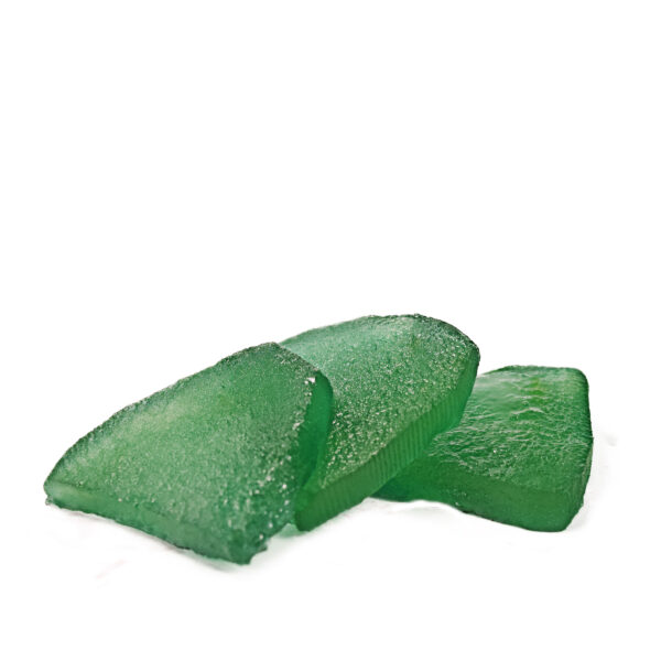 Melone a Fette Verde Frutta Candita Nappi
