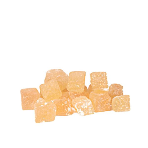 Cubetti di Pera Premium Destrosati Frutta Candita Nappi