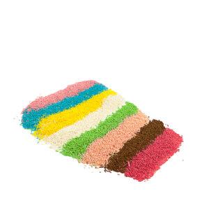 Codette di zucchero colori singoli Nappi