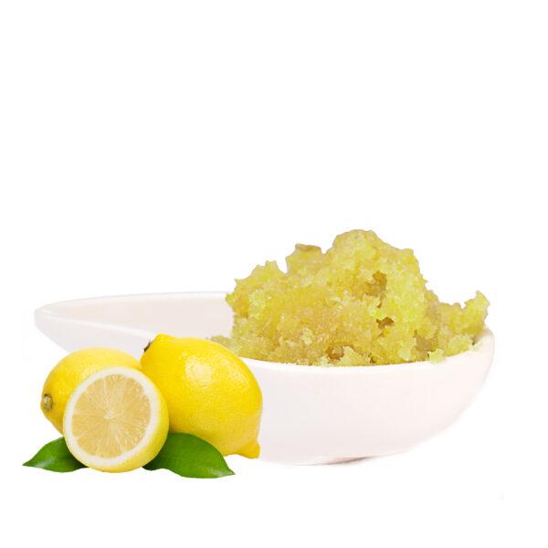Crema di limone candita extranaturale Linea Premium Nappi