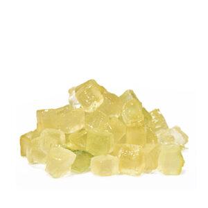 Diamante Citron Cubes sizes 9x9 Nappi
