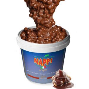 Variegato Bignolata Nappi per Gelato Gelateria Pasticceria Yogurt
