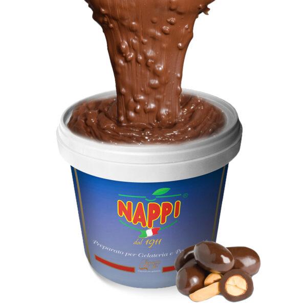 Variegato Chocopeanuts Nappi