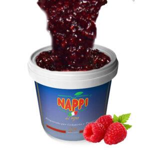 Variegato Lampone Gelateria Pasticceria Soft Yogurt