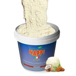 Variegato Raph Crunch Cocco e Mandorla Nappi