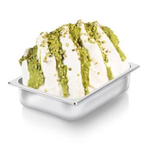 Variegato Pistacchioso Crock Pistachio Nappi Gelato Ice Cream
