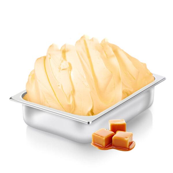 Pasta Caramel Mou Nappi Gelato Ice Cream