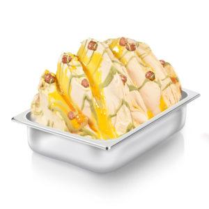 Pasta Mandorlato Pralinato Nappi Gelato Ice Cream