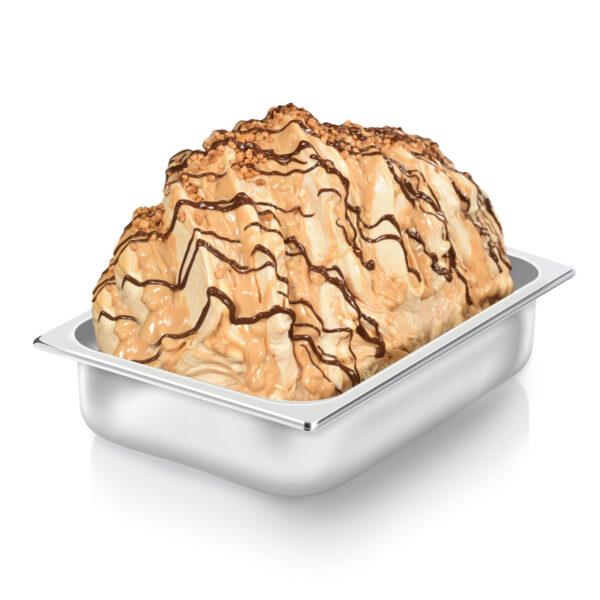 Pasta Nocciolina Americana Nappi Gelato Gelateria Ice Cream