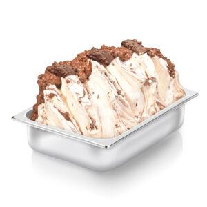 Pasta Torroncino Nappi Gelato Gelateria Ice Cream