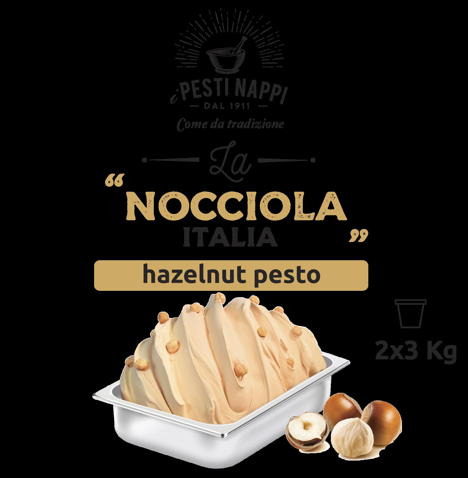 Pesto Nocciola Nappi Gourmet