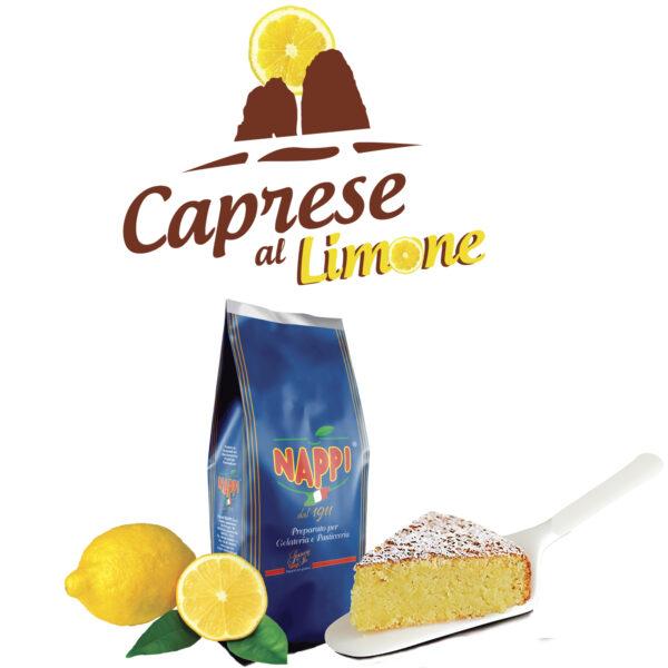 Preparato Carprese al Limone Nappi