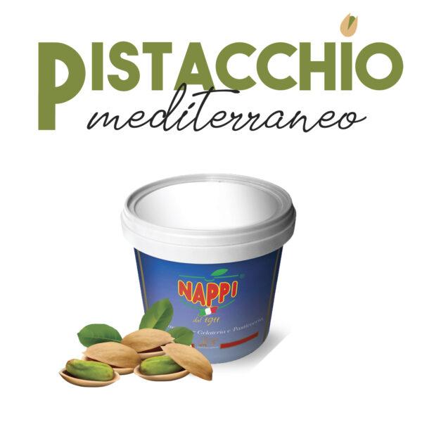 Pasta pistacchio Mediterraneo Nappi